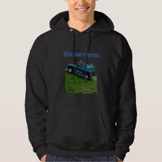 Land rover Hoody, Go beyond. Hoodie