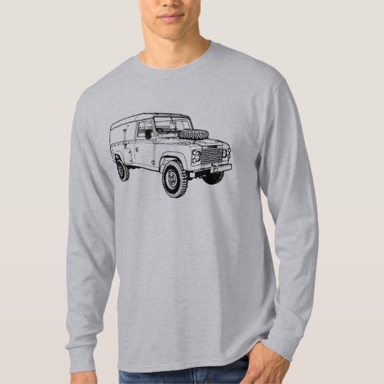 Land Rover Muti Car Classic Vintage Hiking Duck