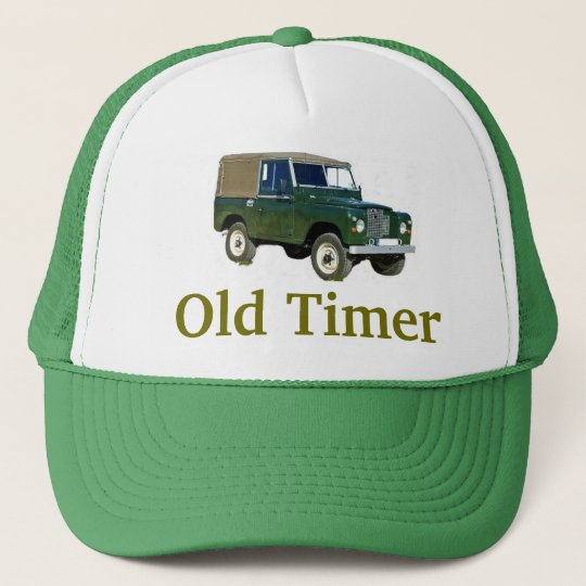 Land Rover 'Old Timer' Hat