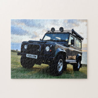 Land Rover Puzzle