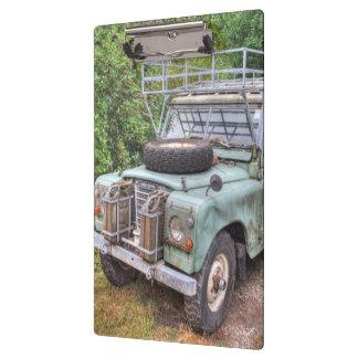 Land Rover Series III 109 Clipboard