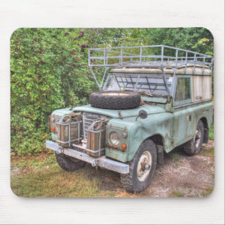 Land Rover Series III 109 Mouse Mat