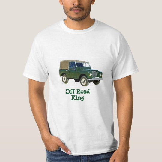 Land Rover T Shirt