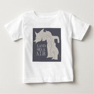 Land Sea & Air - Kid T-Shirt