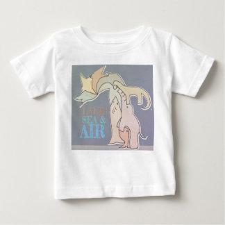 Land Sea & Air - Kid T Shirt - Rustic Colors