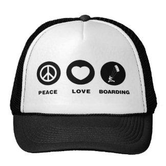 Landboarding Mesh Hats