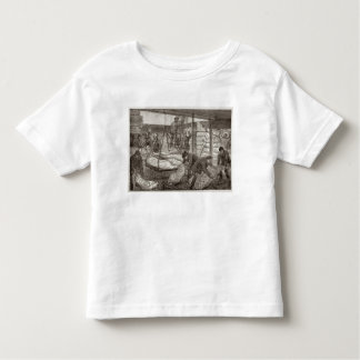 Landing Australian Frozen Meat Toddler T-Shirt