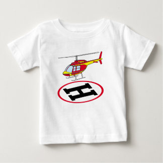 Landing helicopter baby T-Shirt