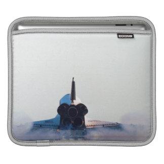 Landing of a Space Shuttle iPad Sleeve