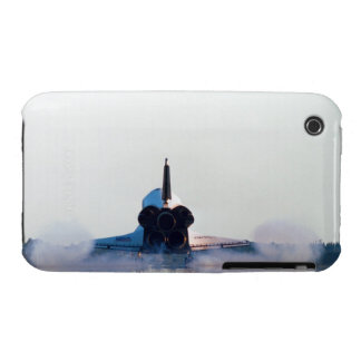 Landing of a Space Shuttle iPhone 3 Case-Mate Cases