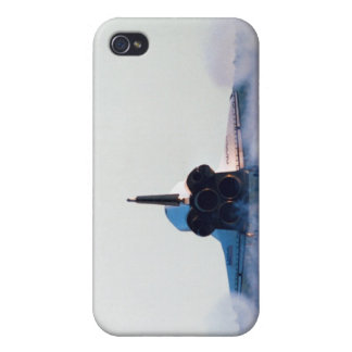 Landing of a Space Shuttle iPhone 4/4S Case