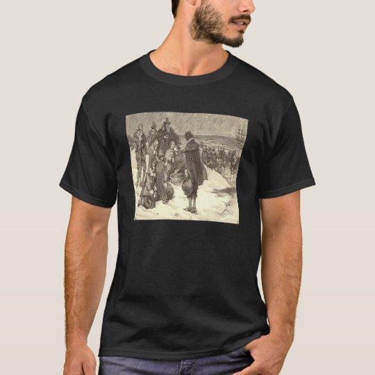 Landing of the Pilgrims T-Shirt