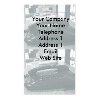 Landline Telephones Business Card