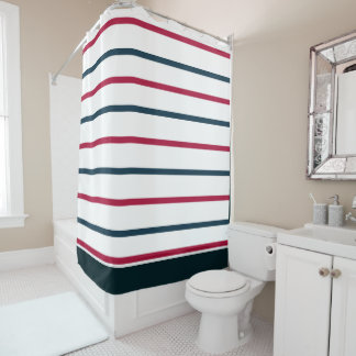 landlord nautical shower curtain