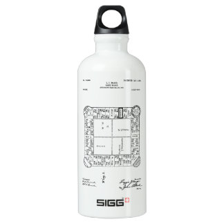 "Landlord's Game - Elizabeth ""Lizzie"" Magie Water Bottle"