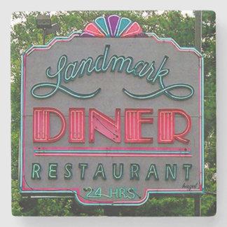 Landmark Diner, Buckhead, Atlanta Coasters Stone Coaster