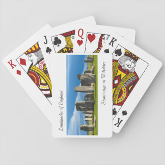 Landmark image of England Classic-Playing-Cards Playing Cards