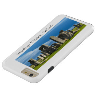 Landmark image of England for iPhone-6-Plus-Tough Tough iPhone 6 Plus Case
