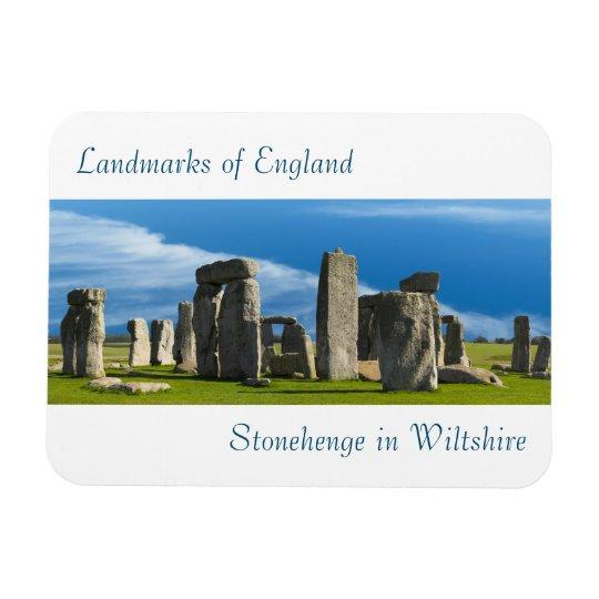 Landmark image of England for Photo-Magnet Magnet