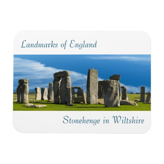 Landmark image of England for Photo-Magnet Rectangular Photo Magnet