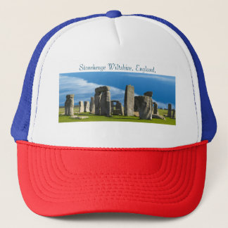 Landmark image of England for Trucker-Hat Trucker Hat