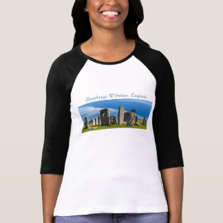 Landmark image of England Women's-Raglan-T-Shirt T-Shirt