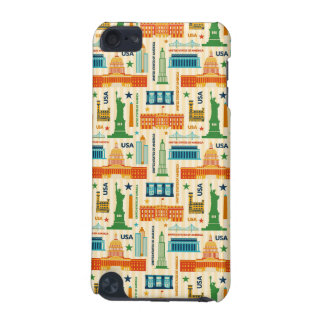Landmarks of United States of America iPod Touch (5th Generation) Covers