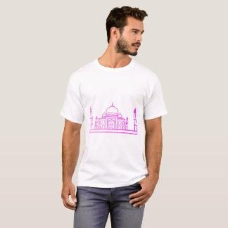 Landmarks - The Taj Mahal Man Shirt