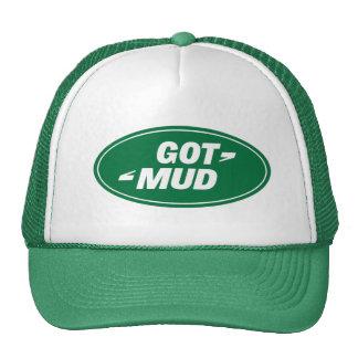 landrover.got.mud trucker hat