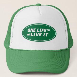 landrover.one.life trucker hat