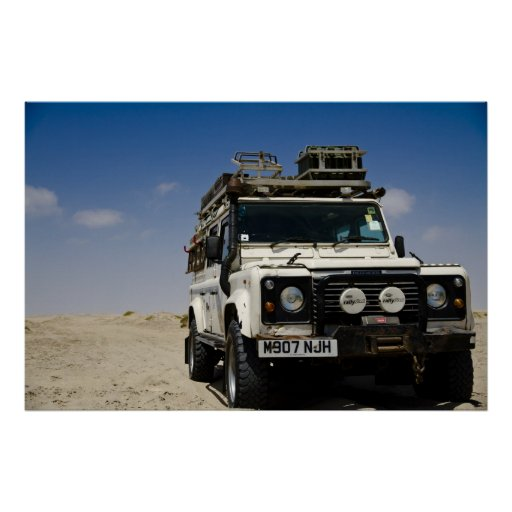 Landrover Posters