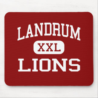 Landrum - Lions - Junior - Houston Texas Mouse Pad