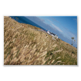 Land's End England Cornwall United Kingdom Coast Poster