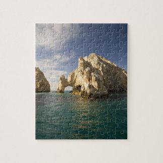 Land's End, The Arch near Cabo San Lucas, Baja Jigsaw Puzzle