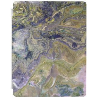 Landsat 7 Atlas Mountains iPad Cover