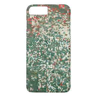 Landsat 7 Garden City, Kansas iPhone 7 Plus Case