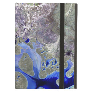 Landsat 7 Lake Carnegie Cover For iPad Air
