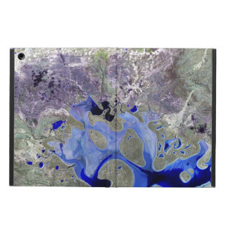Landsat 7 Lake Carnegie iPad Air Case