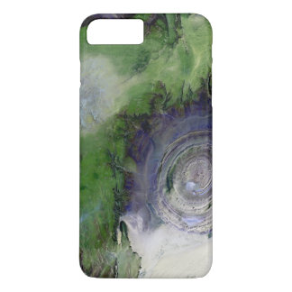 Landsat 7 Richat Structure iPhone 7 Plus Case