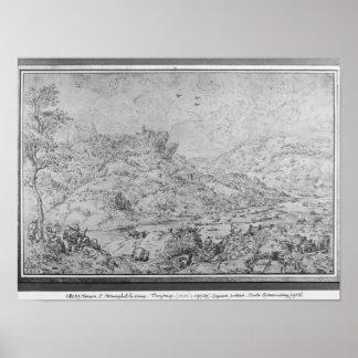 Landscape, 1553 posters