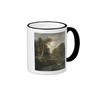 Landscape, 1850 coffee mug