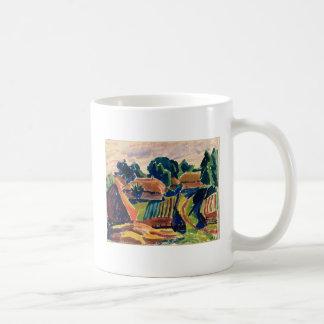 Landscape, 1908-12 coffee mug