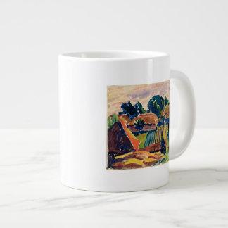 Landscape, 1908-12 large coffee mug