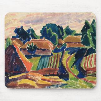 Landscape, 1908-12 mouse pad