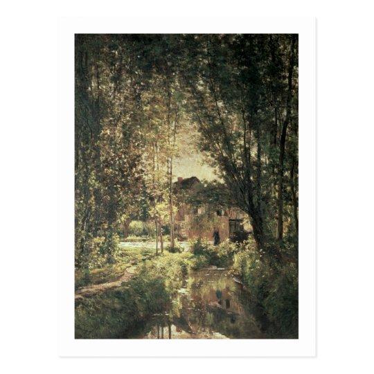 Landscape 2 postcard