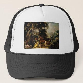 Landscape - Abraham Bloemaert Trucker Hat