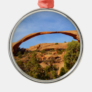 Landscape Arch at Arches National Park Christmas Ornament