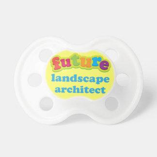 Landscape Architect Future Pacifier Gift