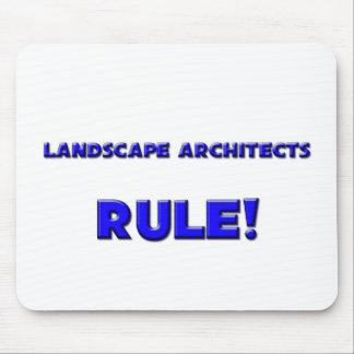 Landscape Architects Rule! Mouse Pad