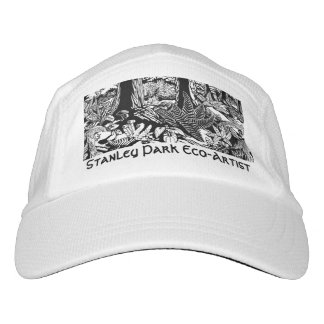 Landscape Art Hats Stanley Park Eco-Art Caps Hat